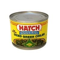 Hatch Mild Diced Green Chiles