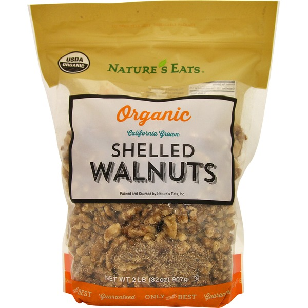 Nature's Eats Organic Walnuts