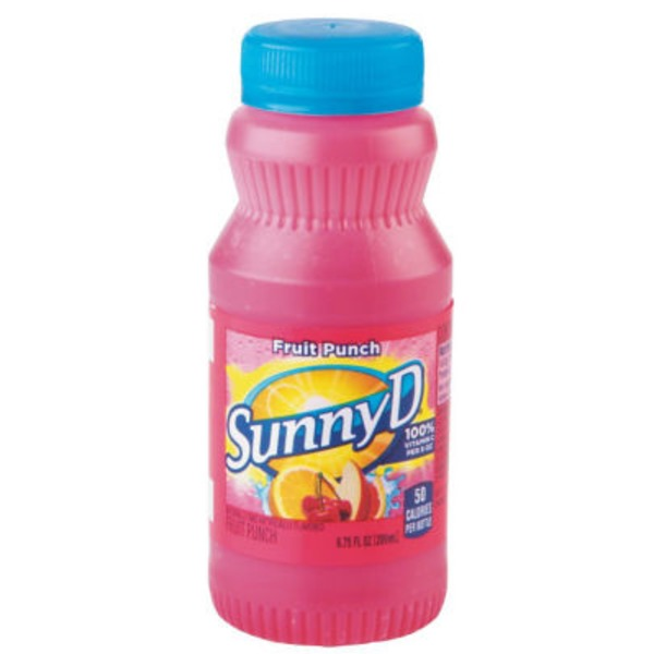 Sunny D Fruit Punch Juice Drink