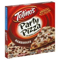 Totino's Hamburger Party Pizza
