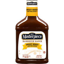 KC Masterpiece Barbecue SauceHoney