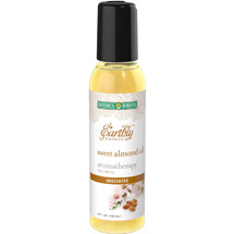 Nature's Bounty Earthly Elements Aromatherapy Sweet Almond Skin Care Oil