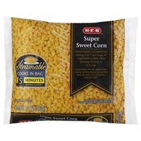 H-E-B Frozen Steamable Super Sweet Corn