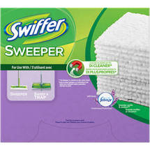 Swiffer With Febreze Dry Sweeping Sweeper Cloths Refills Fresh Scent