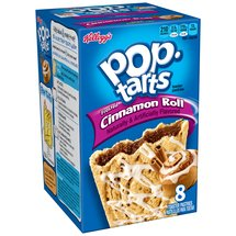 Kellogg's Pop-Tarts Cinnamon Roll Toaster Pastries