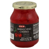 H-E-B Maraschino Cherries
