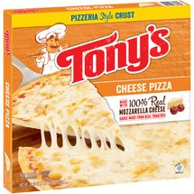 Tony's Pizzeria Style Crust Cheese Pizza
