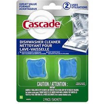 Cascade Dishwasher Cleaner Fresh Scent
