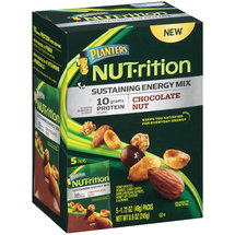 Planters NUT-rition Chocolate Nut Sustaining Energy Mix