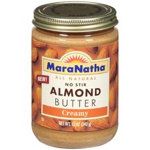 MaraNatha Butter All Natural No Stir Almond Creamy
