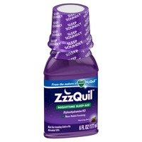 Zzzquil Nighttime Sleep-Aid Liquid 6 fl oz Misc Personal Health Care