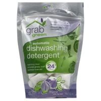 Grab Green Thyme Automatic Dishwashing Detergent Pods Thyme & Fig 24 loads