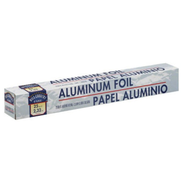 Hill Country Fare 25 Sq Ft Aluminum Foil