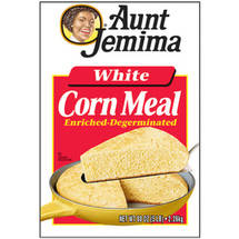 Aunt Jemima White Corn Meal