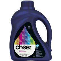 Cheer For High Efficiency Machines Bright Clean Detergent Fresh Clean