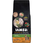 Iams Healthy Naturals Chicken Recipe Dry Cat Food
