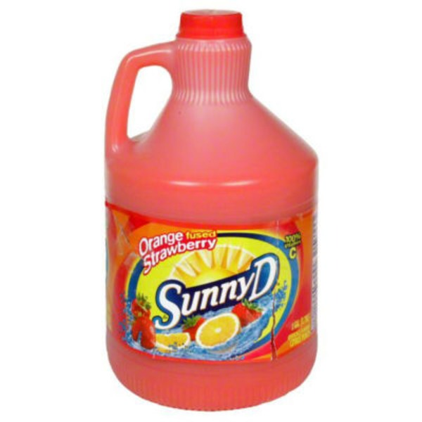 Sunny D Orange Strawberry Citrus Punch
