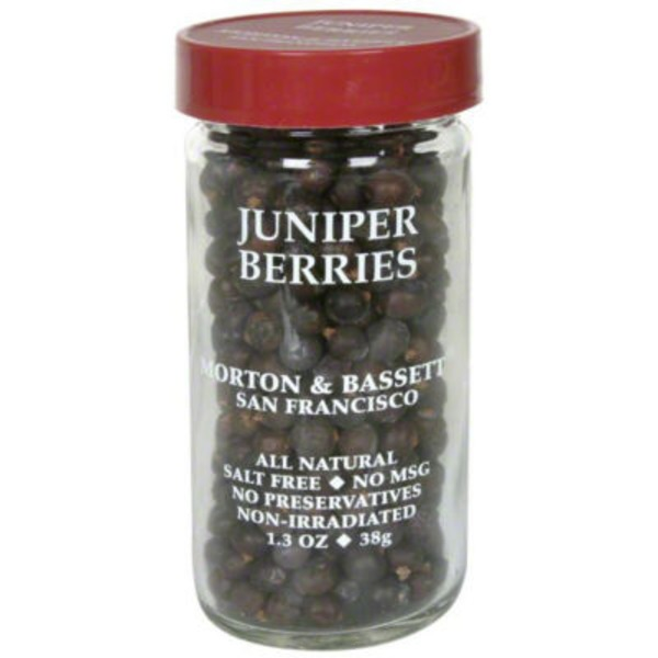 Morton & Bassett Spices Juniper Berries