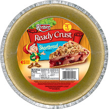 Keebler Ready Crust Shortbread Pie Crust