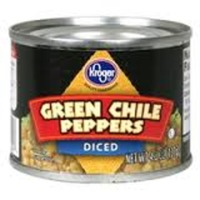 Kroger Green Chile Peppers