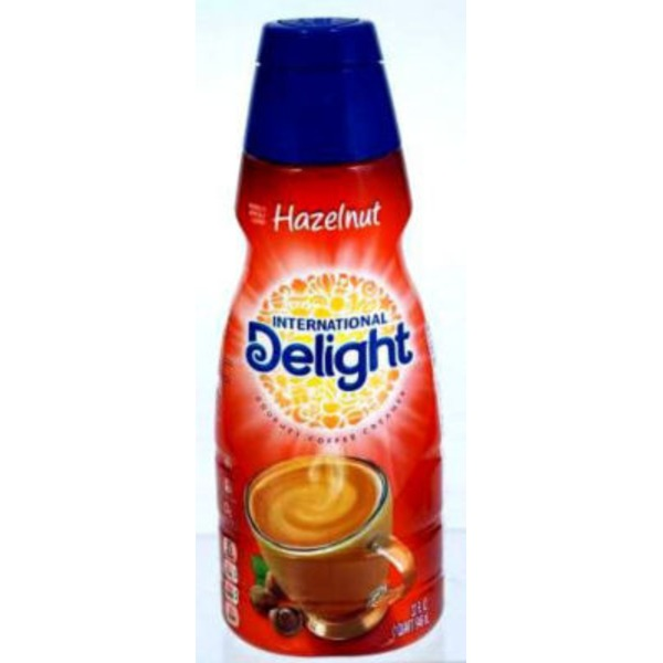 International Delight Hazelnut Coffee Creamer