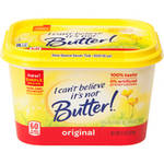 I Can't Believe It's Not Butter! Original with Sweet Cream Buttermilk Spread