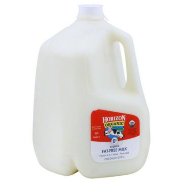 Horizon Organic 0% Fat Free Milk