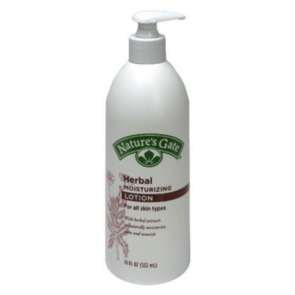 Nature's Gate Lotion Herbal Moisturizing