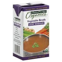 Central Market Low Sodium Vegetable Broth