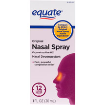 Equate 12 Hour Nasal Spray