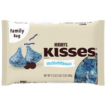 Kisses Cookies'n'Creme Chocolate Candy