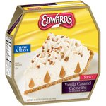 Edwards Vanilla Caramel Creme Pie