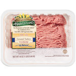 Harvestland Fresh Lean Ground Turkey With Natural Flavorings