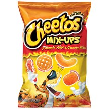 Cheetos Mix-Ups Flamin' Hot & Cheezy Snack Mix