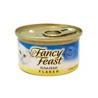 Purina Fancy Feast Flaked Tuna Feast Cat Food