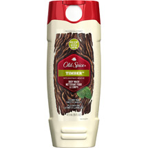 Old Spice Fresher Collection Timber with Mint Body Wash