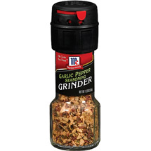 McCormick Grinders Garlic Pepper Seasoning