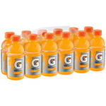 Gatorade All Stars Thirst Quencher Orange Sports Drink 12 Ct/144 Fl Oz