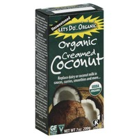 Let's Do...Organic Creamed Coconut Unsweetened