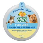 Citrus Magic Solid Air Freshener Pure Linen
