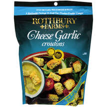 Rothbury Farms Garlic Cheese Croutons