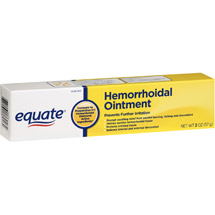Equate Hemorrhoidal Ointment