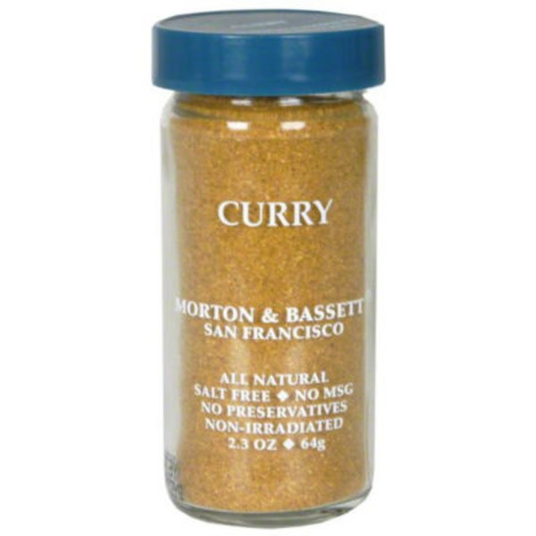 Morton & Bassett Spices Curry Spice