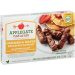 Applegate Naturals Chicken & Maple Breakfast Sausage
