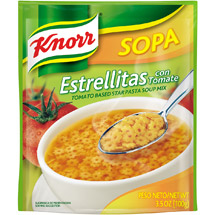 Knorr Tomato Based Star Pasta Soup