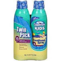 Coppertone Kids Sunscreen Continuous Spray SPF 50