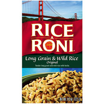 Rice A Roni Long Grain Wild Rice