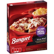 Banquet Pizza Meal Frozen Entree