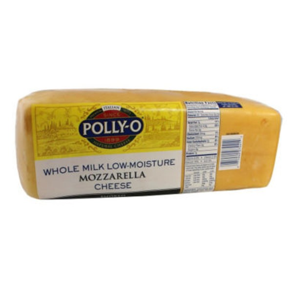 Polly-O Smoked Mozzarella