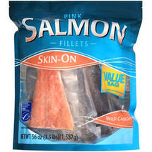 Pink Salmon Fillets